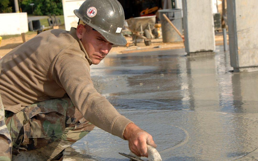 Prawidłowa wylewka betonu
